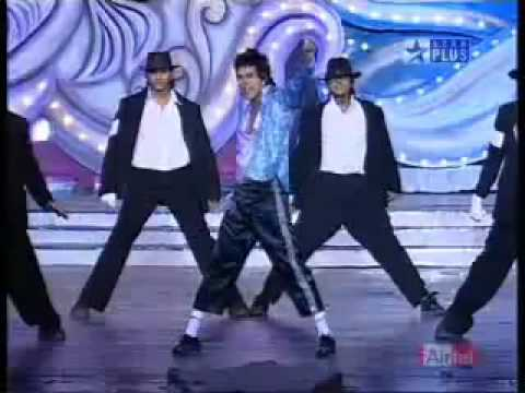 Dance India Dance - Tribute To Michael Jackson At Ita Awards (hq) video
