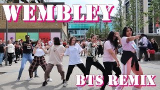 [AZIZA] BTS REMIX PERFORMANCE AT WEMBLEY | BOY IN LUV & BOY WITH LUV dance cover