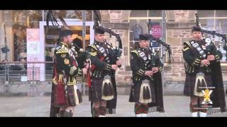 4SCOTS Flashmob OFFICIAL VIDEO