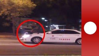 Darwin award? Man throws himself at moving traffic, Australia