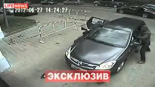 Ограбление инкассаторов / Robbery of collectors
