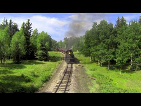 DJI Phantom Contest Winner - Historic Rocky Mountain Railroad
