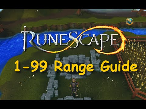 Runescape Training Guide: 1-99 Range Guide 2014