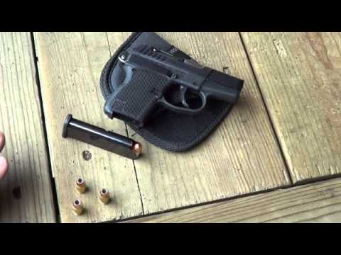 Kel-Tec P-3AT .380 Review & Shooting