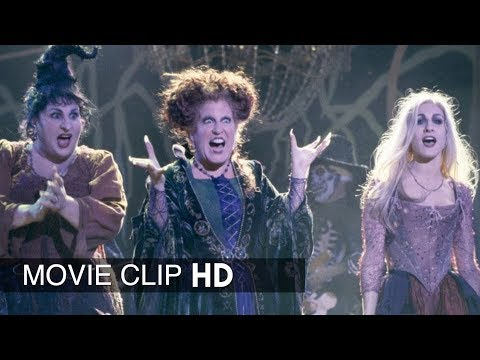 Hocus Pocus 25th Anniversary | I Put A Spell On You (HD)