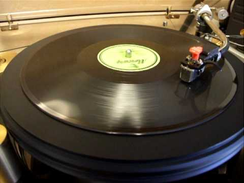 There Ain't No Better Time / Tibby Edwards 78rpm (on Gyrodec Mk.III)