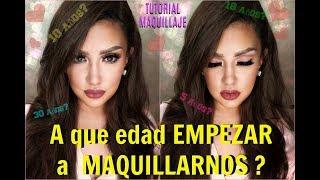 Tutorial de San Valentin / Valentine's Day Makeup Tutorial / charla | auroramakeup