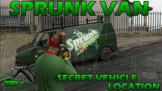 "GTA 5 ONLINE: HOW TO GET SPRUNK VAN ""BRUTE PONY"" RARE VEHICLE"