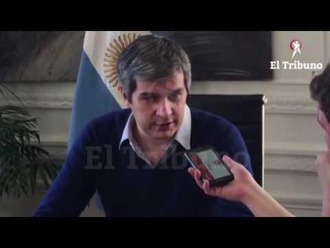 Entrevista con Marcos Peña, Jefe de Gabinete de la Nación