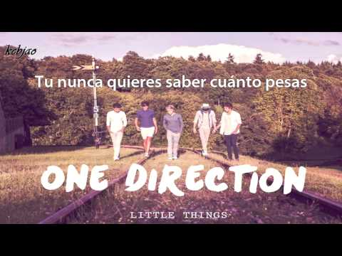 One Direction - Little Things (Traducida al Español)