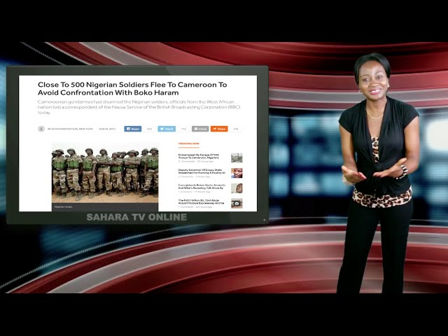 Keeping It Real With Adeola - Episode 135 (Why Nigerian Soldiers Flee Boko Haram)