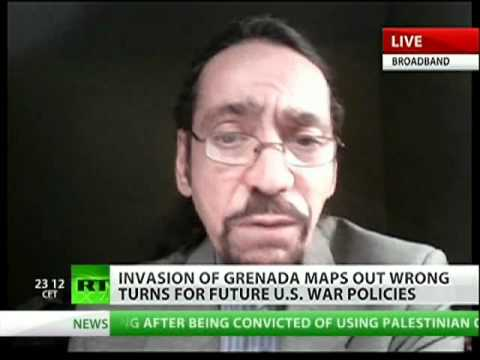 Grenada invasion, 'The big lie' of US media