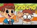 PINOCHO canción infantil (canciones y rondas infantiles)