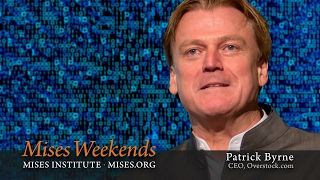 Patrick Byrne: How Tech Can Thwart the State