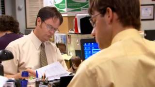 The Office - Identity Theft