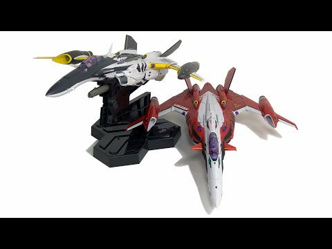 Bandai DX HD YF 29 Review