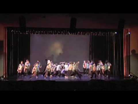 Catlin Chin Performed by the Rosedale Heights School of the Arts Hip-hop