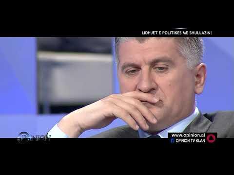 Opinion - Lidhjet e politikes me Shullazin (21 prill 2016)