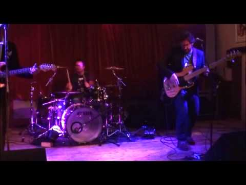 Miles Browning Powertrio - Full Show Part 3