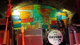 The Beatles Cavern - La Caverna de los Beatles  Liverpool Inglaterra