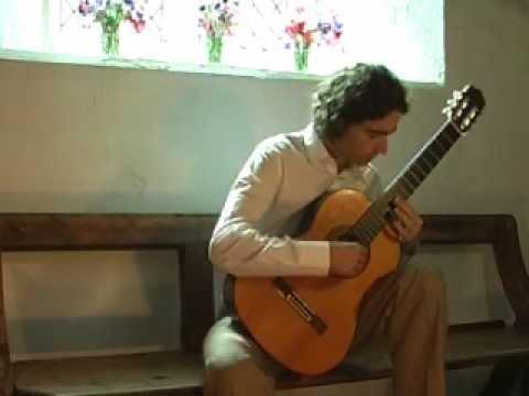 Gwahoddiad performed by Gerard Cousins (Welsh Hymn)