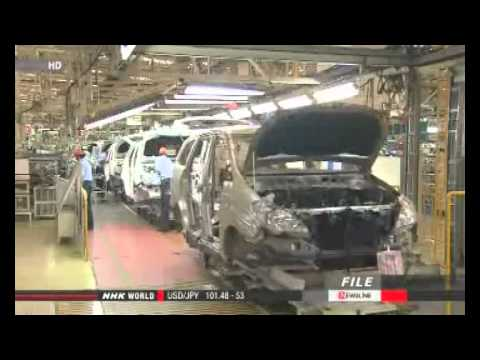 Toyota suspends production in India