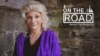 Judy Collins Recalls Attending Newport Folk Festival In 1963 | On The Road At Newport