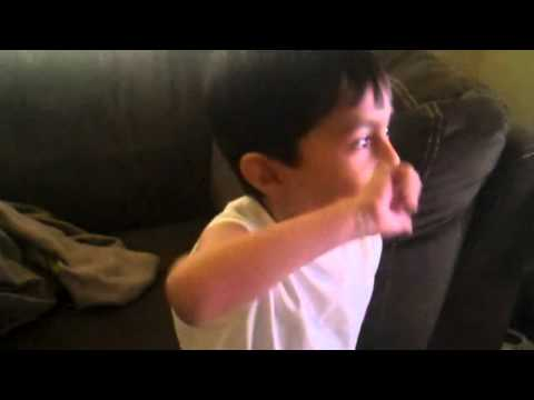Kids reaction to Japan vs USA 2011 World Cup