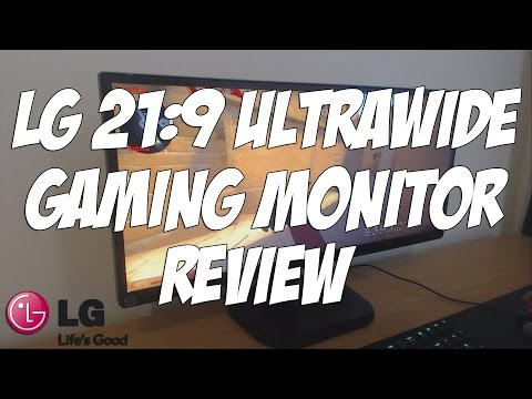 LG 21:9 ULTRAWIDE 25UM57 Gaming Monitor Review