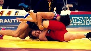 69Kg Gold  - Women Wrestling - European Championships 2014