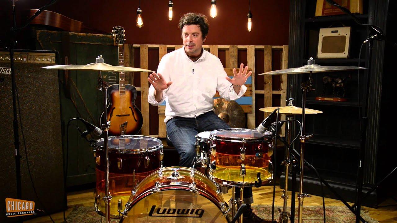 Ludwig Drums Wallpapers Ludwig Drum Kit Demo w/