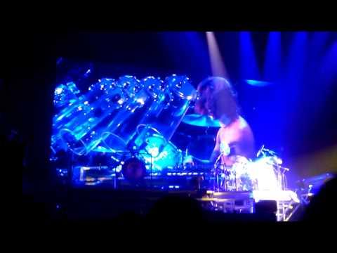 X JAPANライブ 2014/9/30 YOSHIKI drum ソロ