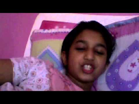 A Message From Fathima video