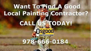 Painting Contractors Near Me Beverly MA
