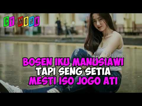 Pantun Cinta Jowo Bikin Baper!!!