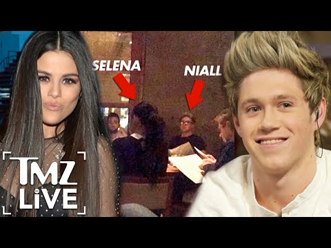 Selena Gomez & Niall Horan Out To Dinner | TMZ Live