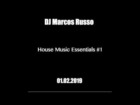 Marcos Russo @ House Music Essentials #1