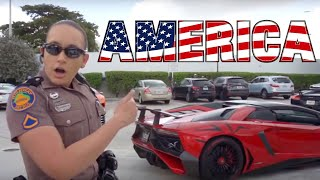Cop Messes with the wrong Lambro | This is America! | Lambros