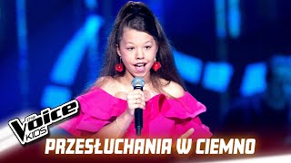 Agnieszka Letniowska - quotThe Greatestquot - Przesтuchania w ciemno  The Voice Kids Poland 3