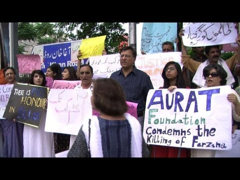 Pakistan: manifestation pour dénoncer un