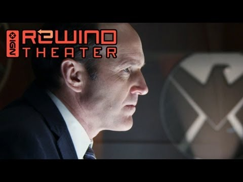 IGN Rewind Theater - Agents of S.H.I.E.L.D. Trailer
