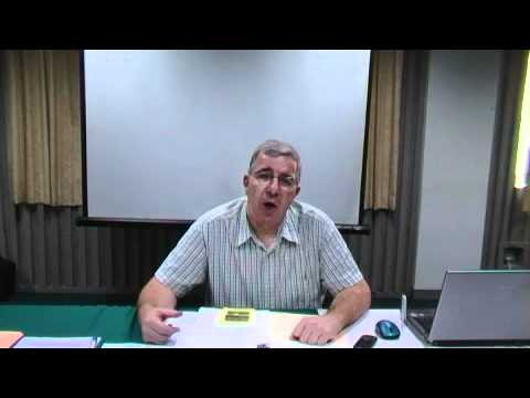 Fr Ron Bagley - Role of Chaplains in Singapore Catholic Schools