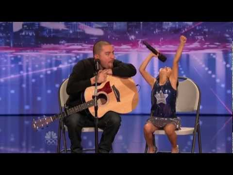 Alexa's Narvaez personality shines on America's Got Talent auditions Music Videos