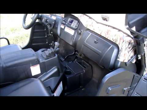 2014 Yamaha Rhino (hisun Alligator) Massimo 700cc EFI 4x4 UTV Side by Side  OcalaAtv.Com