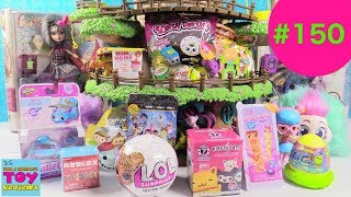 Blind Bag Treehouse #150 Unboxing Squish DeeLish Disney Coco LOL Surprise Doll Toy | PSToyReviews