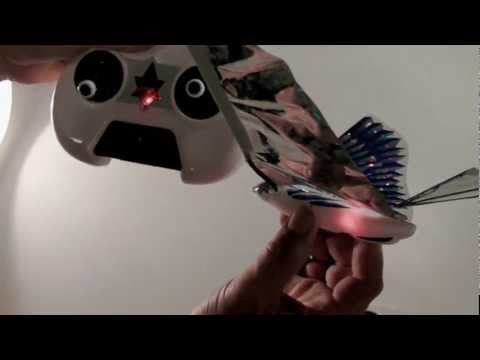 Avitron RC Flying Bionic Bird Ornithopter