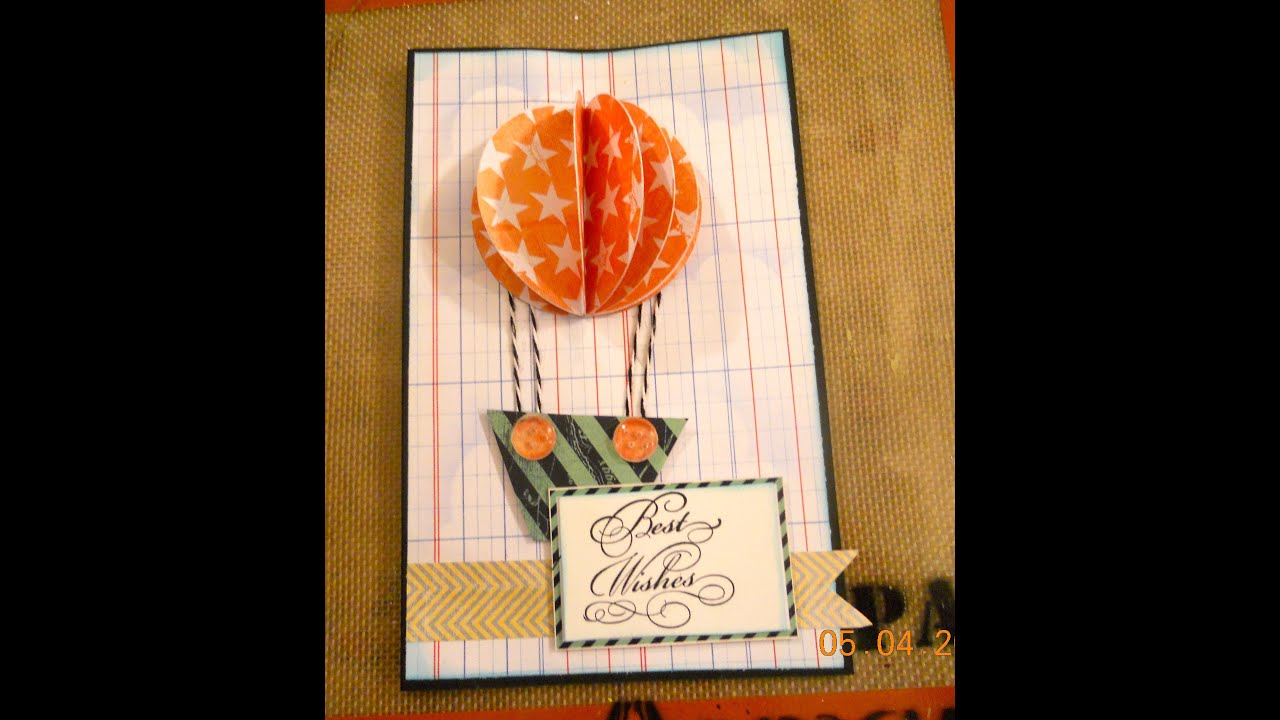 Watch How to Make Handmade Greeting Cards video