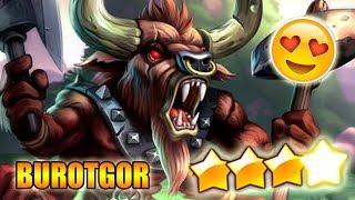 Monster Legends - Monster Lab - Burotgor - Level 120 + Combat