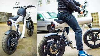 5 COOL ELECTRONIC BICYCLE ▶ SuperFast Speed+Smart Features You Can Buy in Online Store