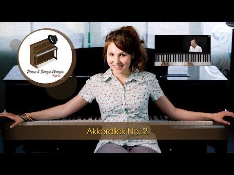Klavier Lernen - Boogie Woogie Piano - Rhythmische Akkordfigur Im Blues & Woogiewoogie Style video